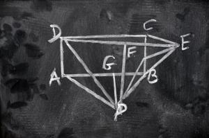 Image d'un problème mathématiques.
