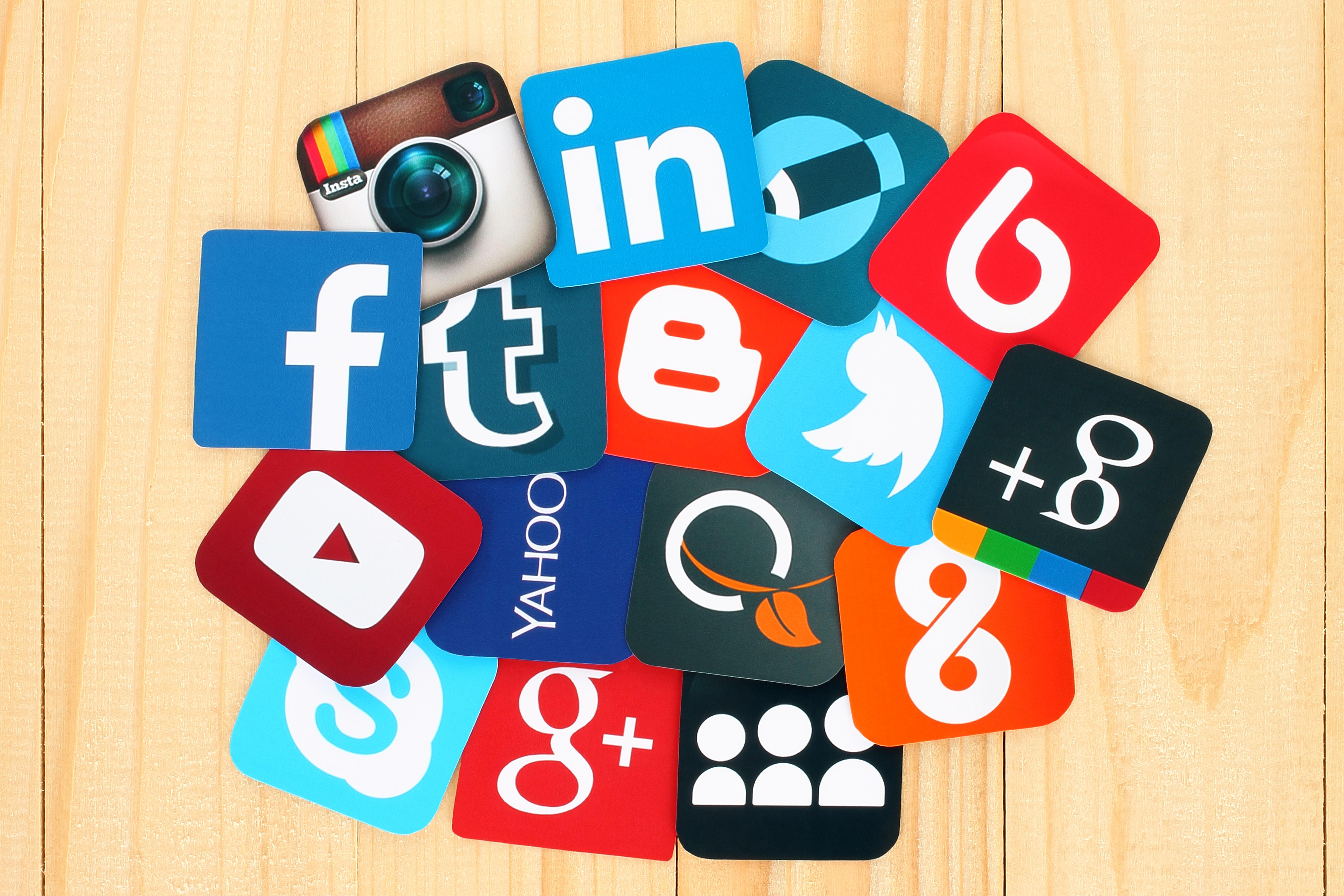 Image des applications-reseaux sociaux