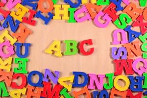 Image de l'alphabet