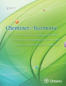 Image du document Cheminer en harmonie