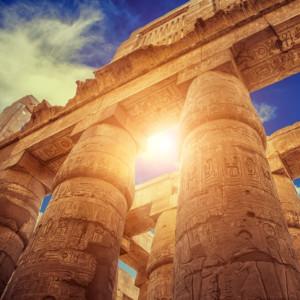 Des piliers anciens