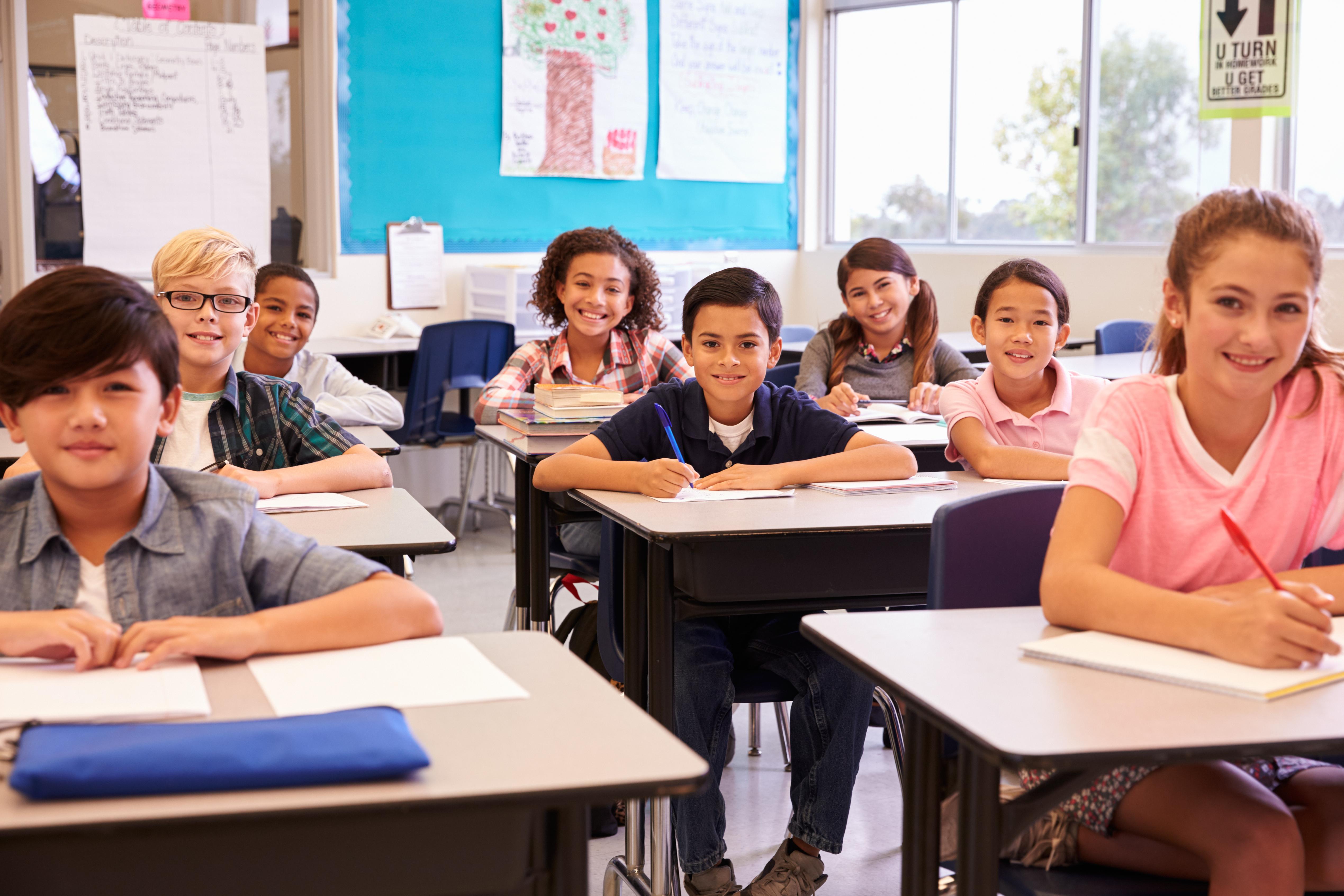 Promouvoir un environnement de classe positif