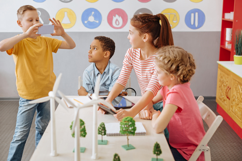 L'apprentissage par projet et son intégration en classe